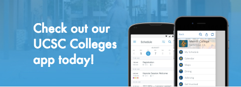 Check out our college app today!