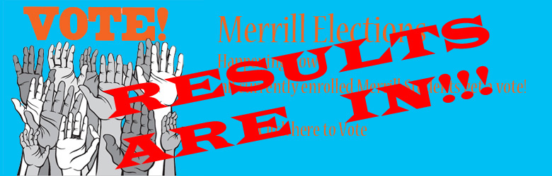 Merrill Student Government Elections Results
